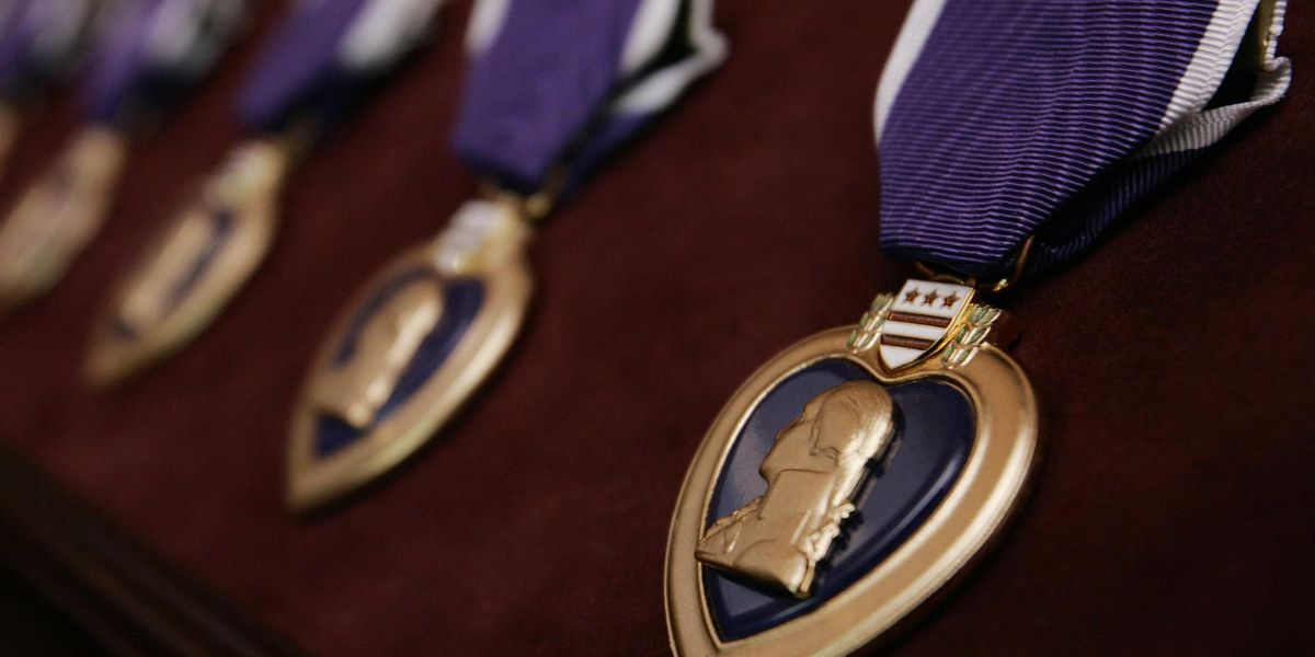 Columbia to host bus honoring 9 Purple Heart recipients from SC
