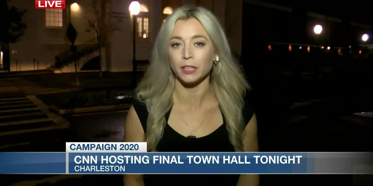 VIDEO: 2nd CNN town hall to take place in Charleston Wednesday night
