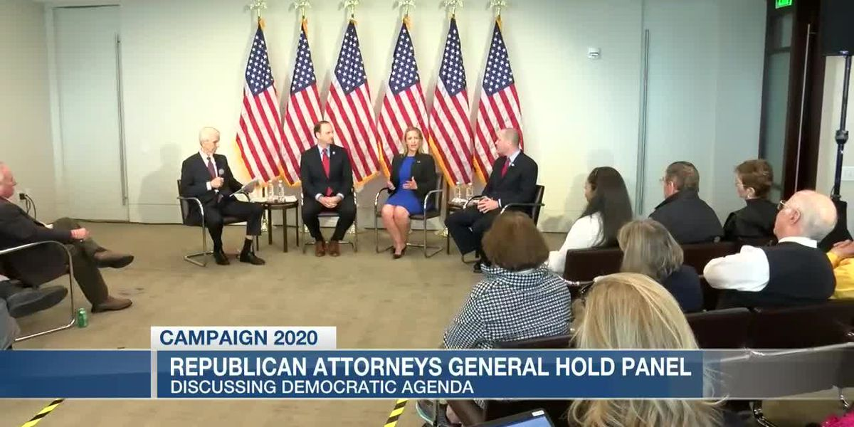 VIDEO: Republican attorneys general hold panel on Democrats' 'lawless agenda'