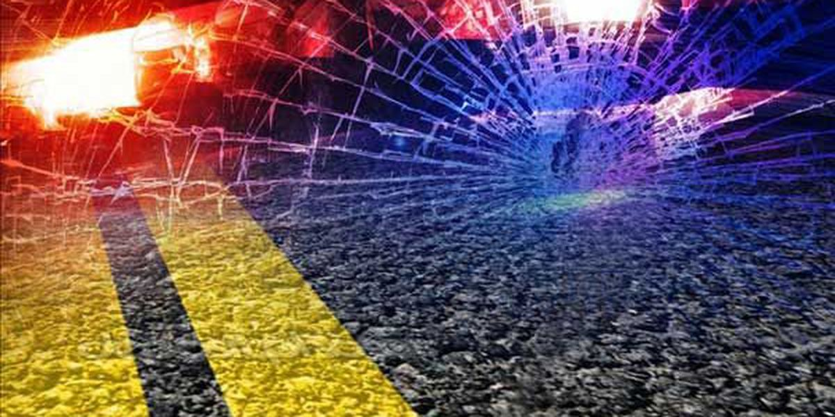 CCSO working traffic accident involving four motorcycles in Awendaw