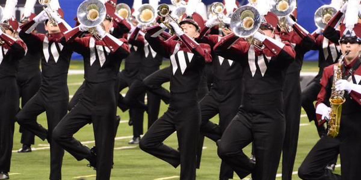 Wando Marching Band places top 10 in national competition