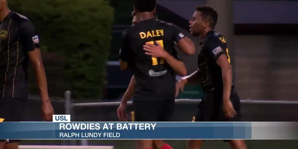 VIDEO: Battery Make it Four in a Row With 1-0 Win over Tampa Bay