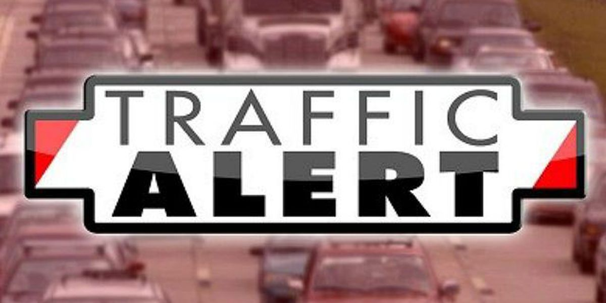 Accident, road work cause major delays on I-26