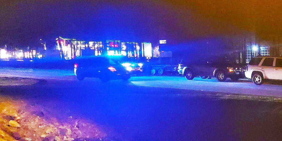 Emergency crews respond to crash involving injuries in North Charleston