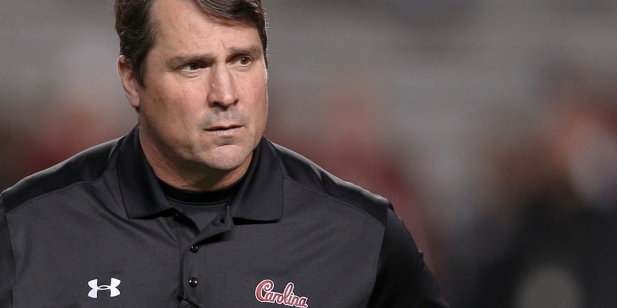 Will Muschamp fired at South Carolina