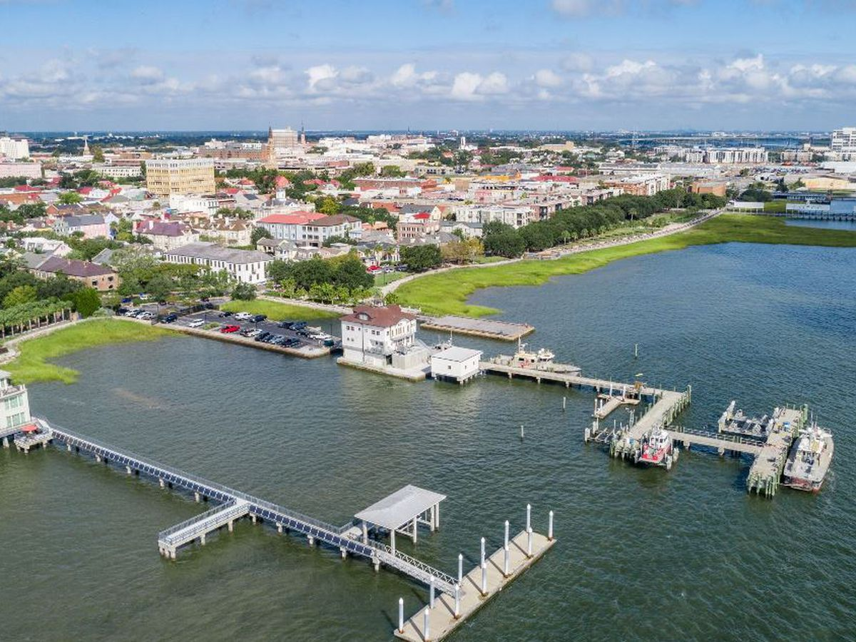 Charleston ranked in the top 10 cities for summer staycations