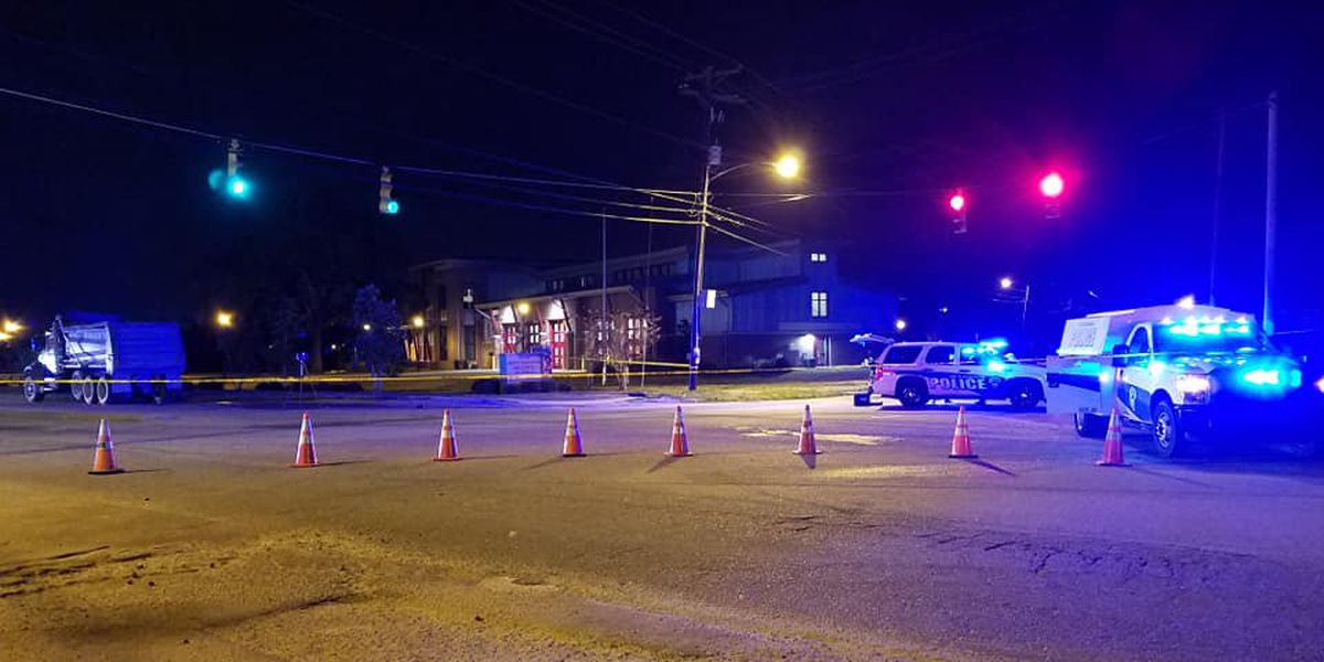 Coroner identifies pedestrian fatally struck by dump truck