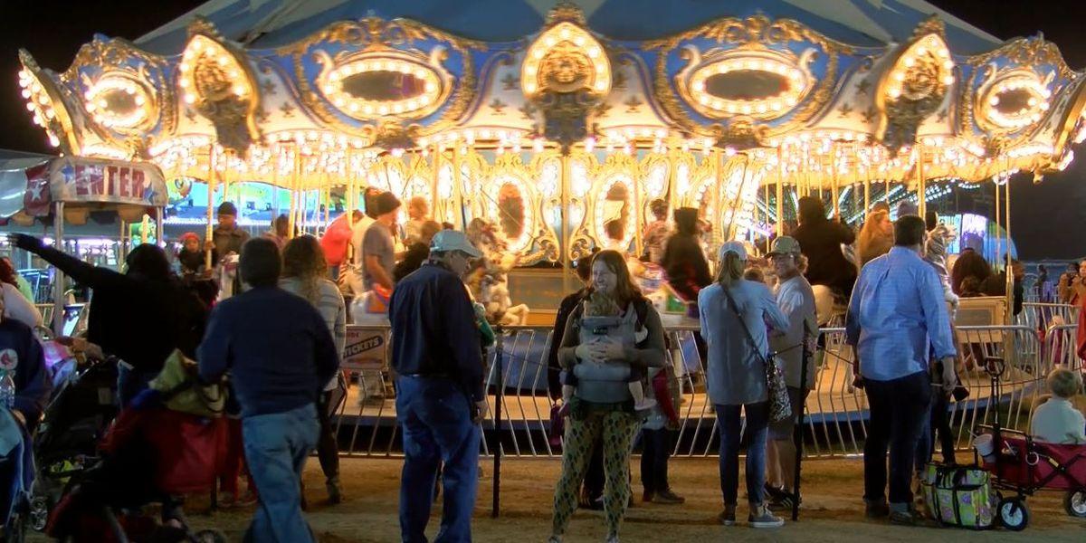 Coastal Carolina Fair opens Thursday