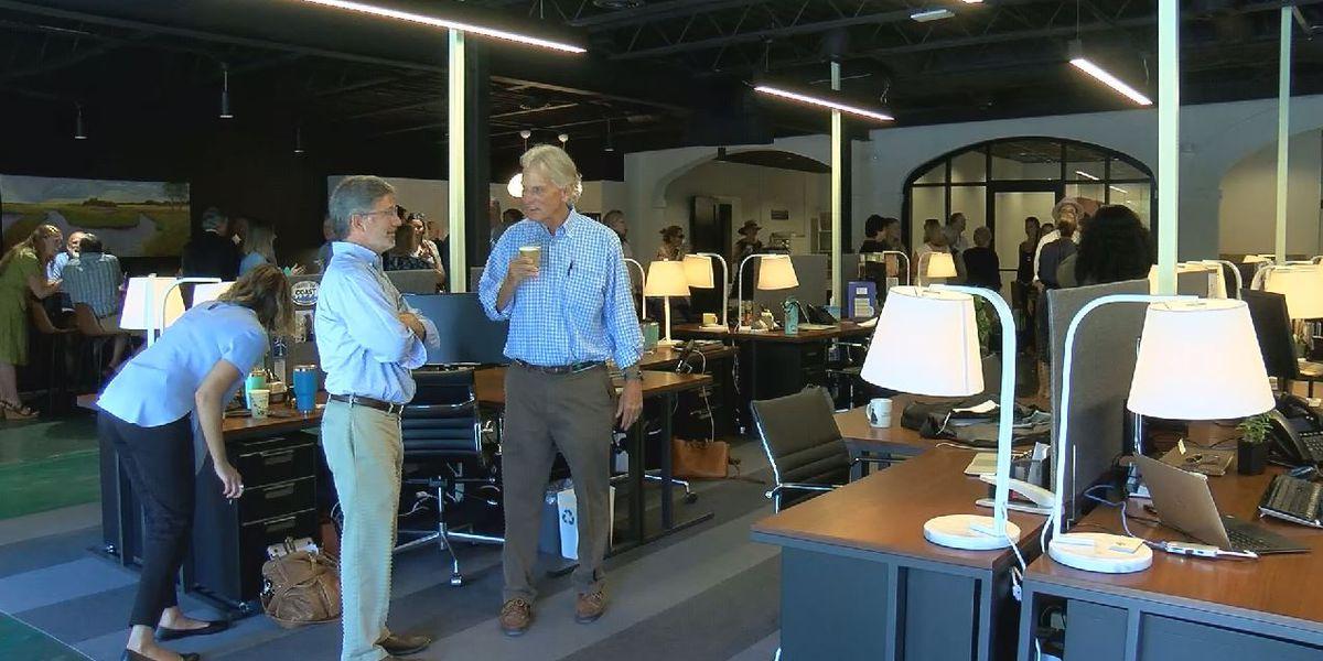 Coastal Conservation League cuts ribbon on new headquarters
