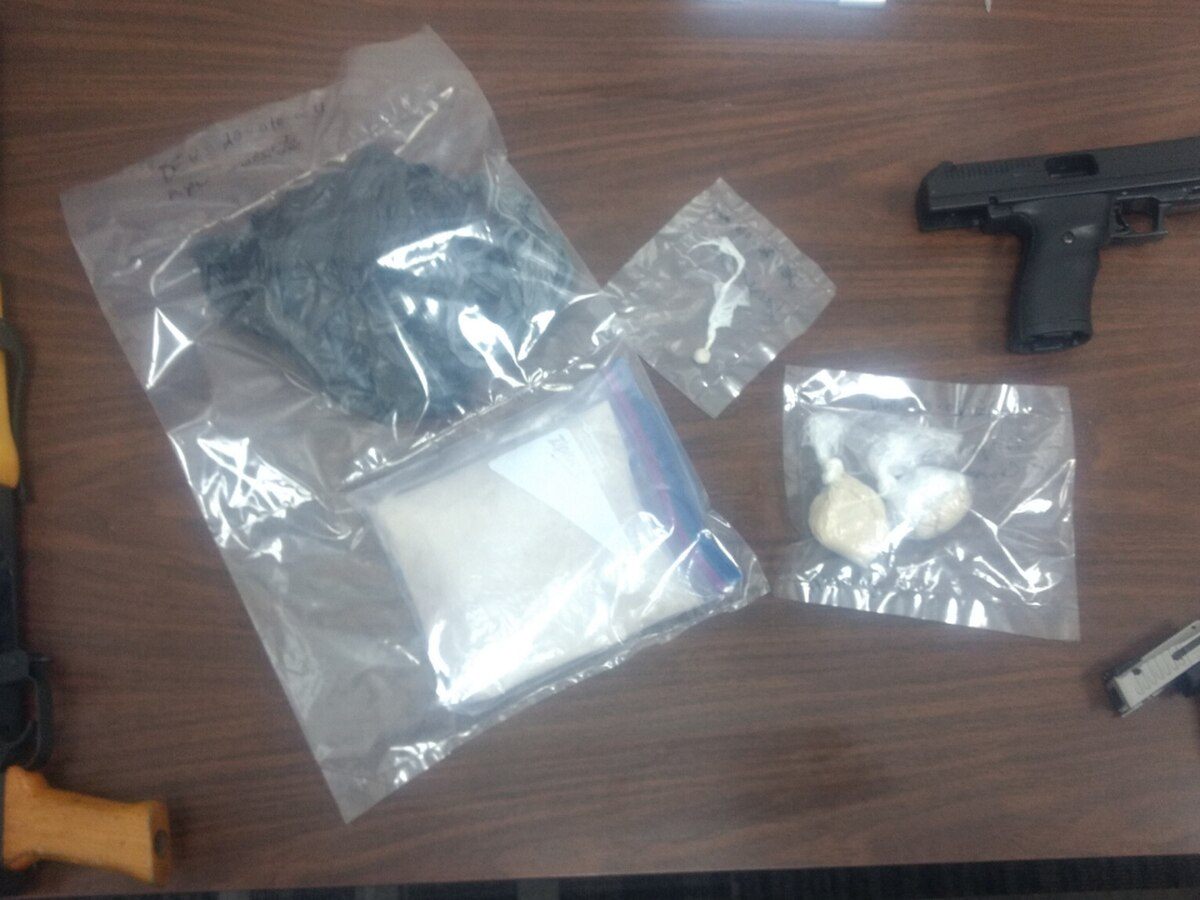 Authorities seize over $60,000 worth of drugs from Georgetown home