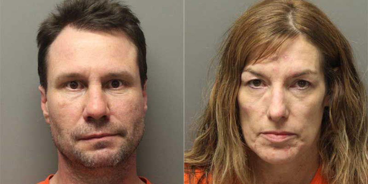 Two arrested after detectives find meth lab at Summerville home