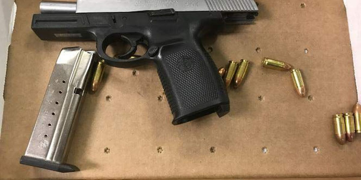Police arrest 16-year-old on gun charge