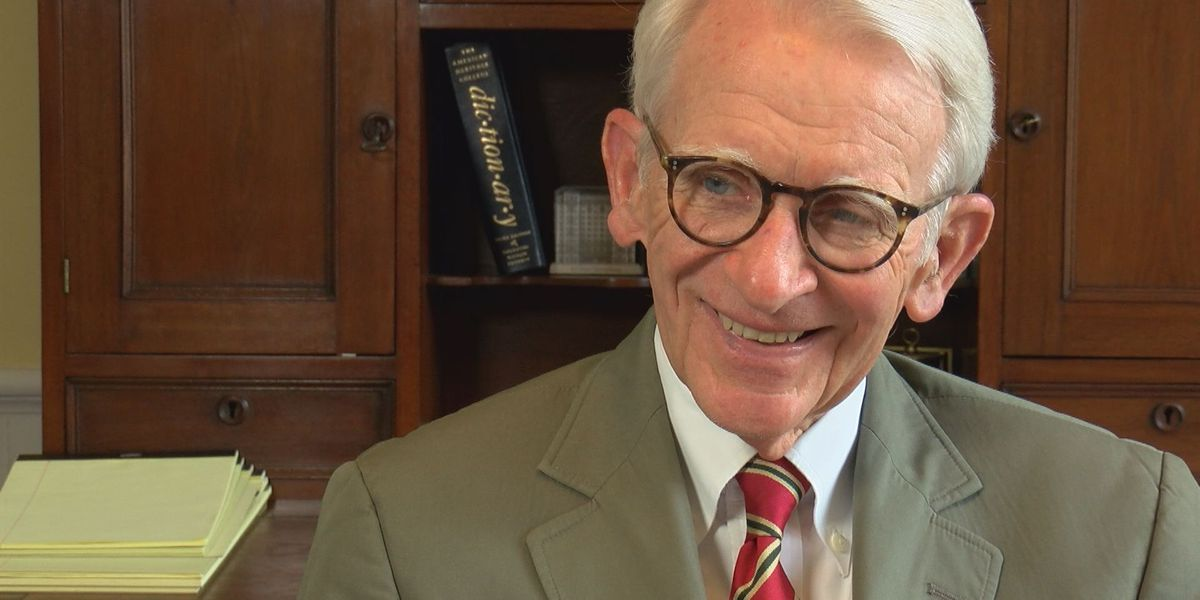 Former Charleston Mayor Joe Riley reflects on Hurricane Hugo