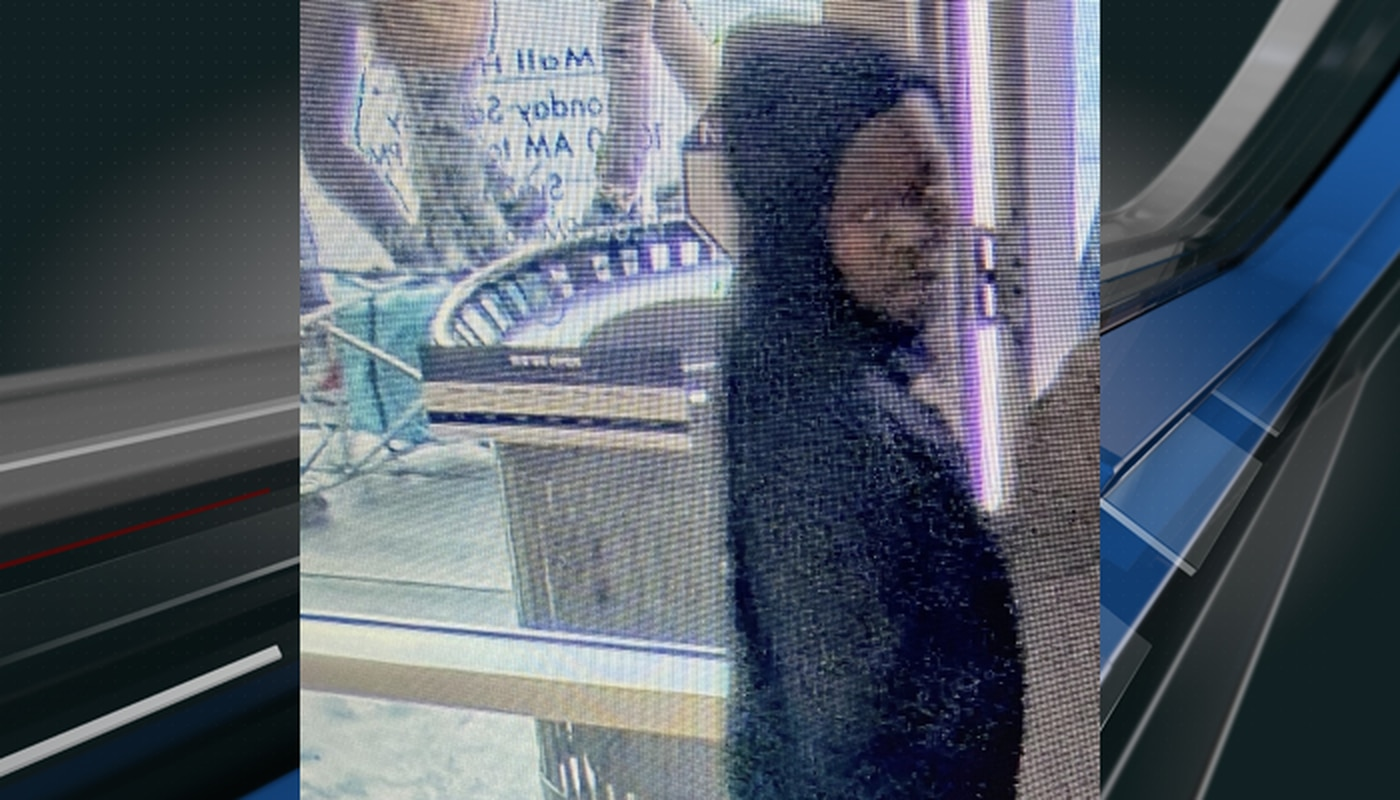North Charleston Police released this surveillance image of a person they say is a possible suspect in a shooting at Northwoods Mall that left three people wounded.