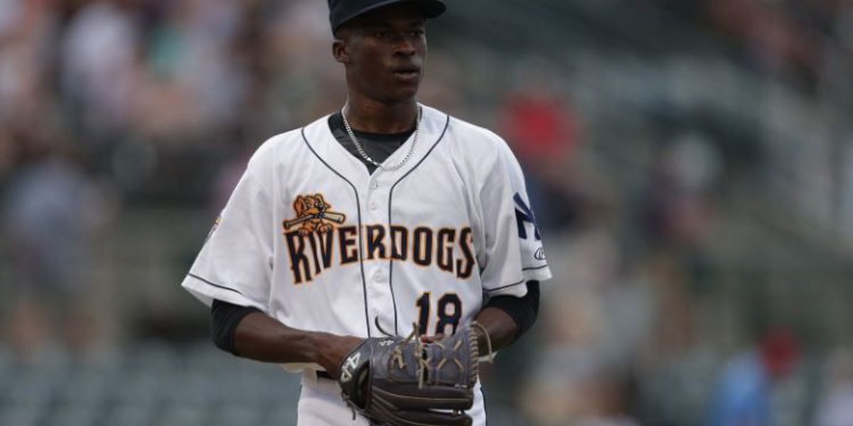 First Inning Dooms 'Dogs in 3-1 loss
