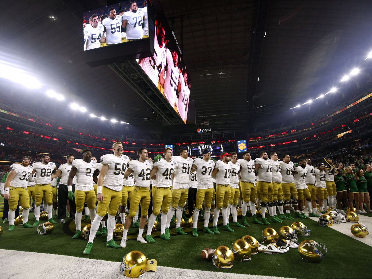 Lopsided games, schedule drag down CFP television ratings