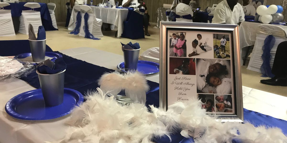 Community honors life of RaNiya Wright for her birthday