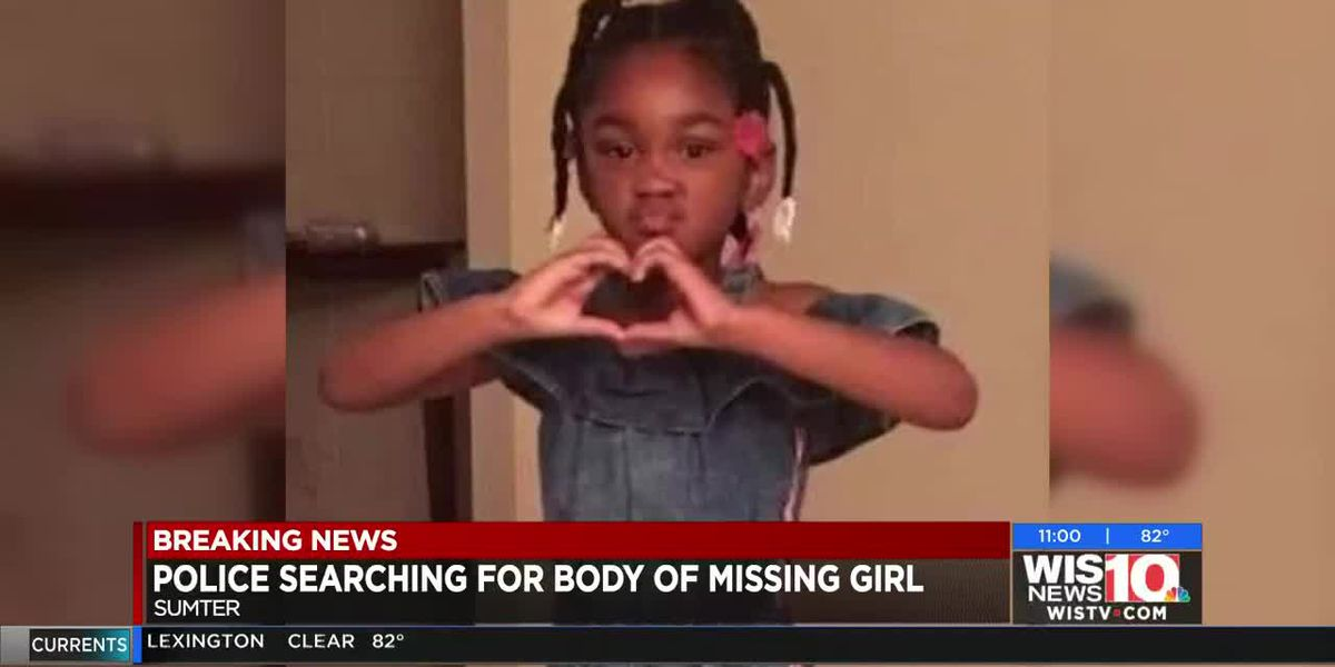 Officials continue search for missing 5-year-old S.C. girl
