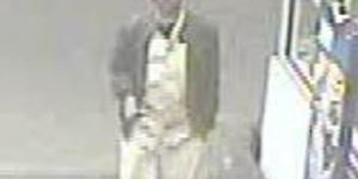 Goose Creek police release surveillance images in Walmart robbery