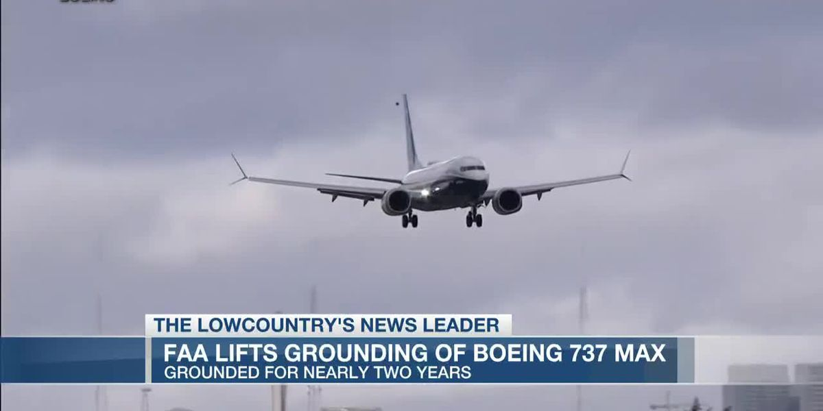 VIDEO: FAA clears Boeing's 737 MAX to fly again
