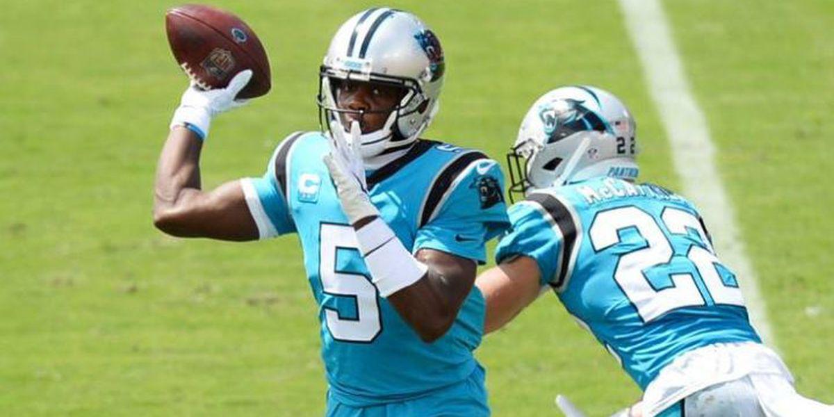 Panthers trading Teddy Bridgewater to Broncos