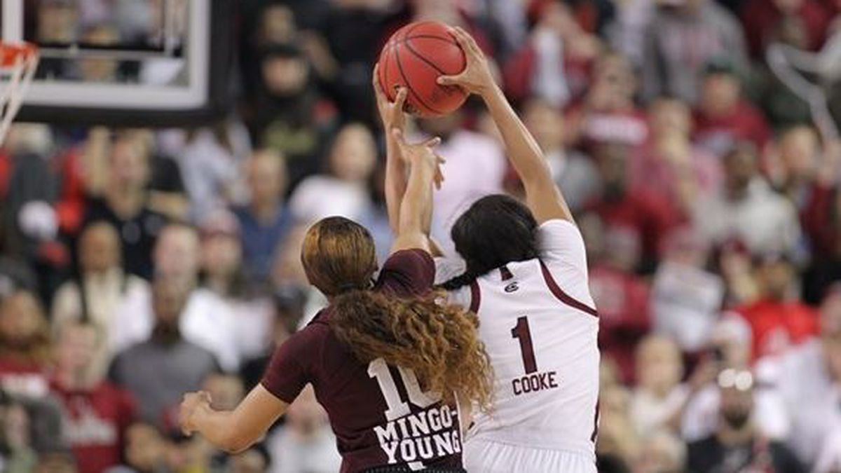 South Carolina Outfights No. 9 Mississippi St 81-79