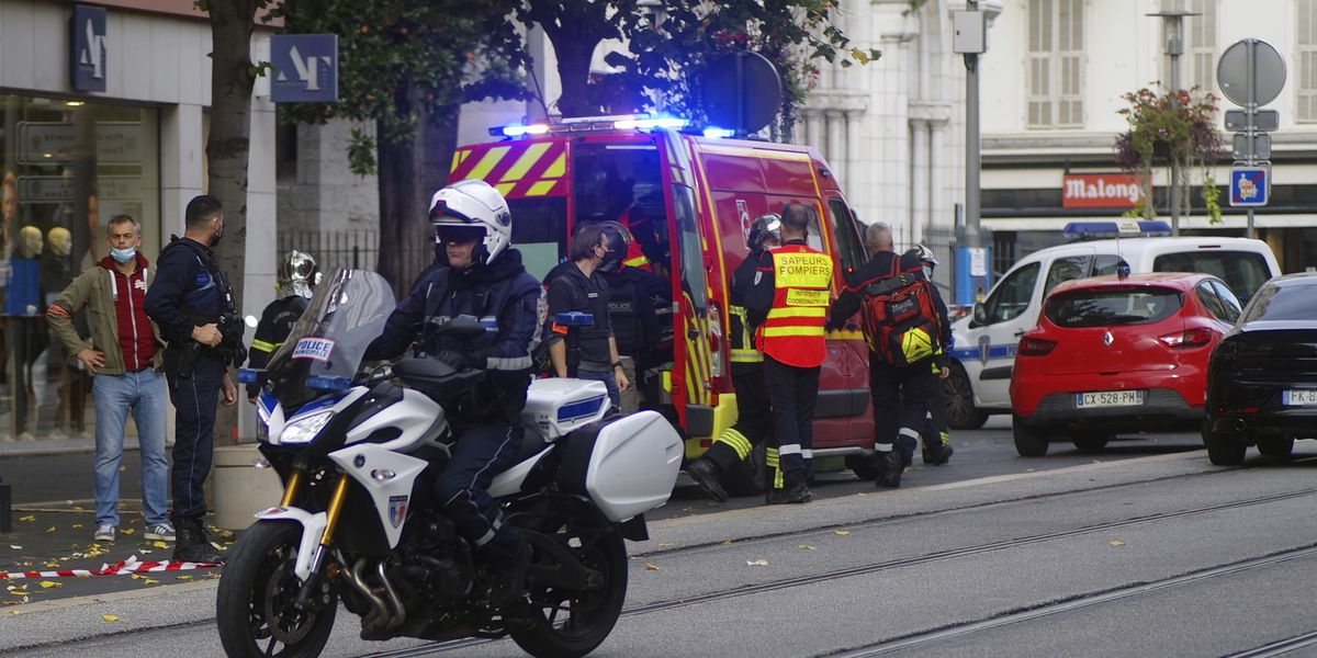 New arrest after France church attack, security tightened