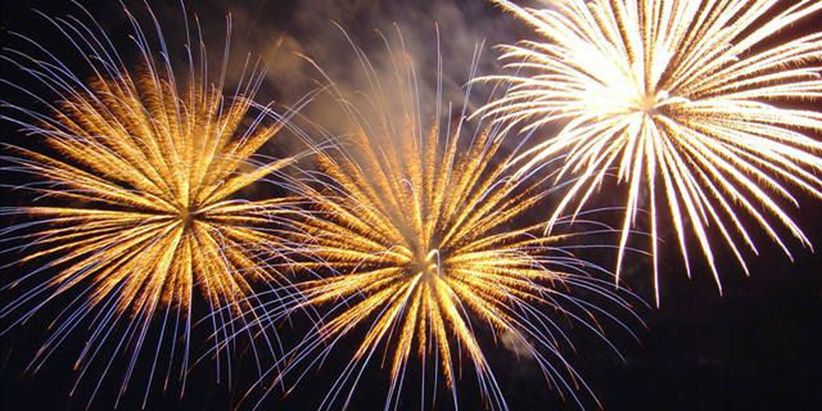 Firework laws enforced New Year's Eve