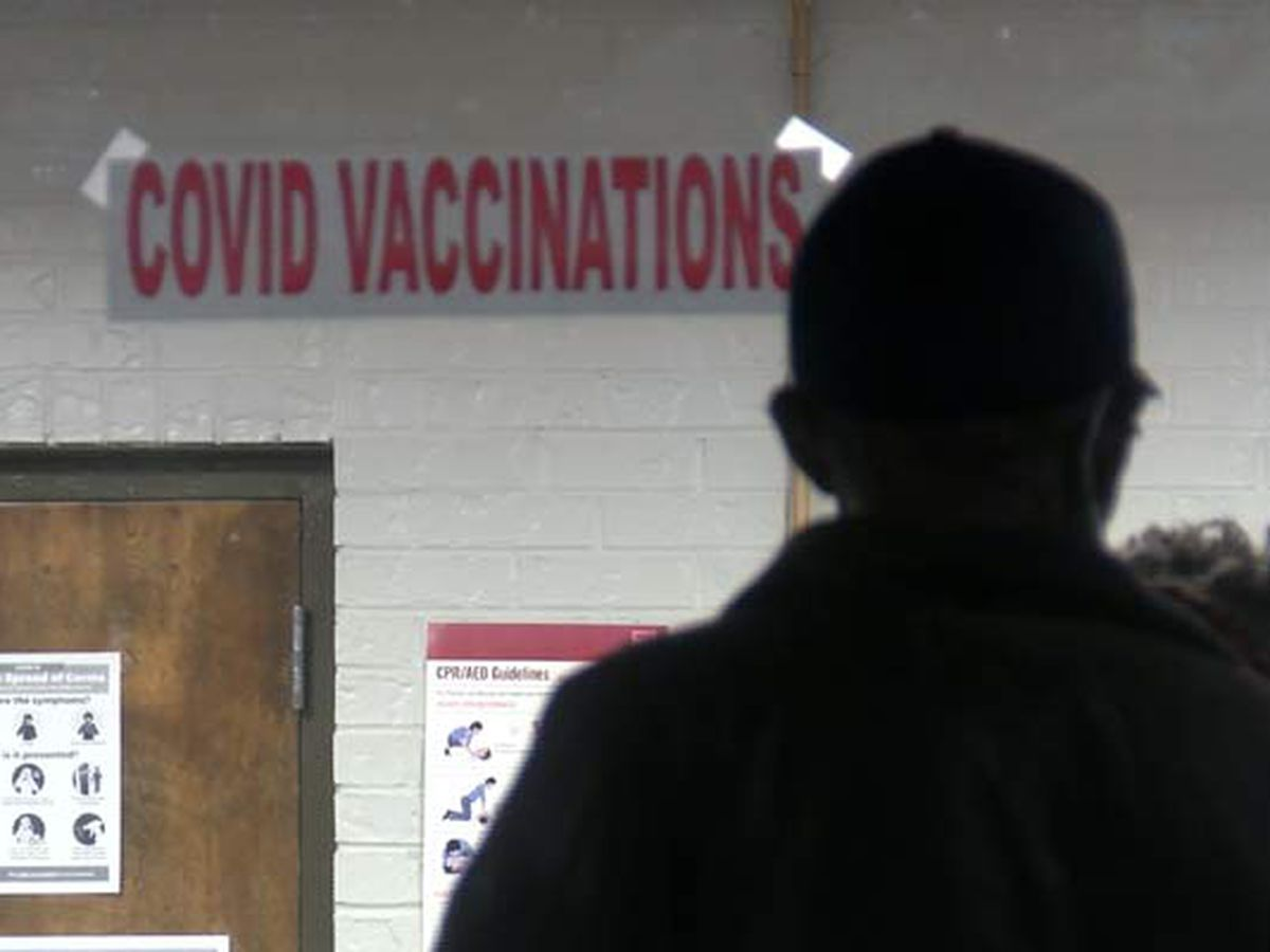 Fetter Health urges people not to come early to vaccine clinics