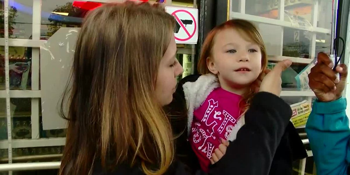 'I was scared. I was praying': N.C. mother endures unthinkable as man drives off with 3-year-old child inside car