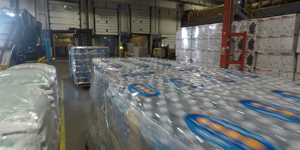 Lowe's ships nearly 5,000 truckloads of emergency supplies to the coast