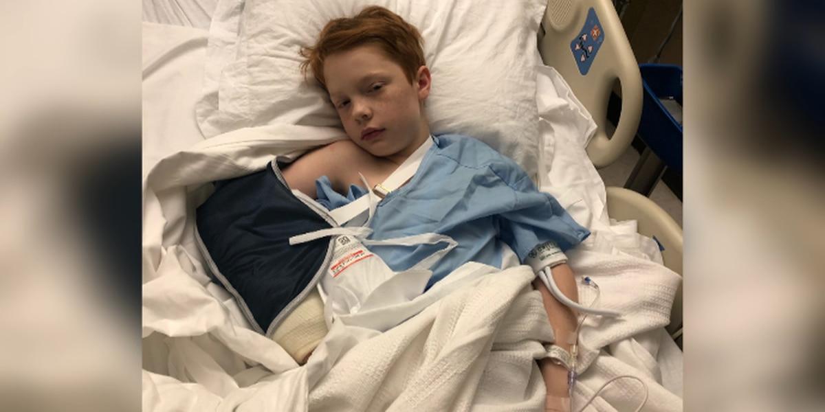 TikTok challenge leads to Ozark kid's broken arm