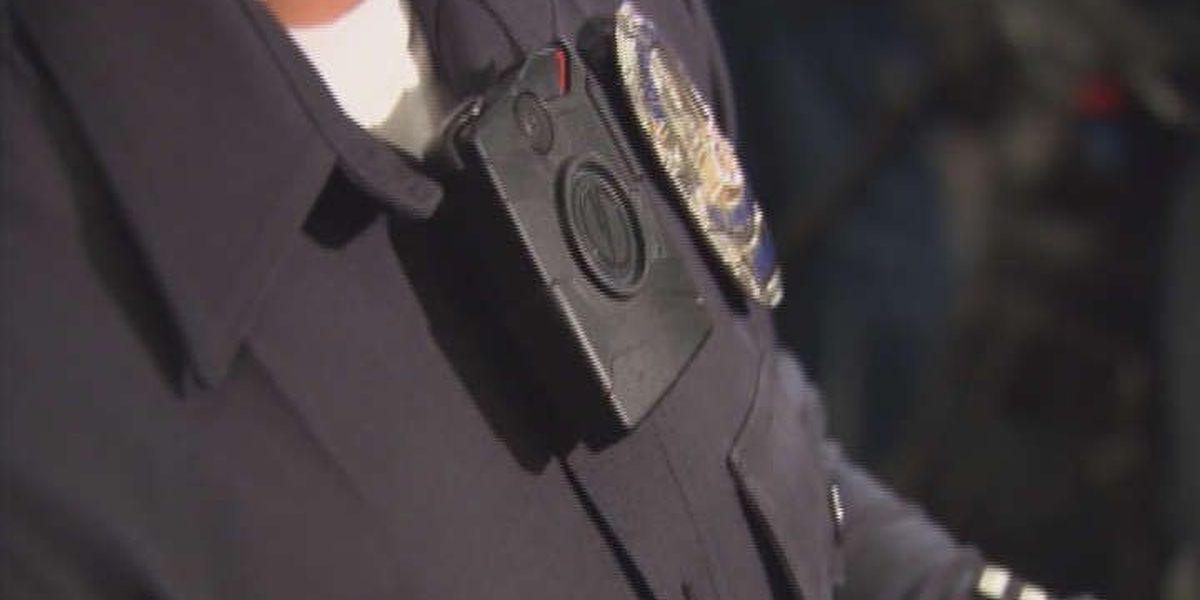 270 body cameras approved for Charleston County deputies
