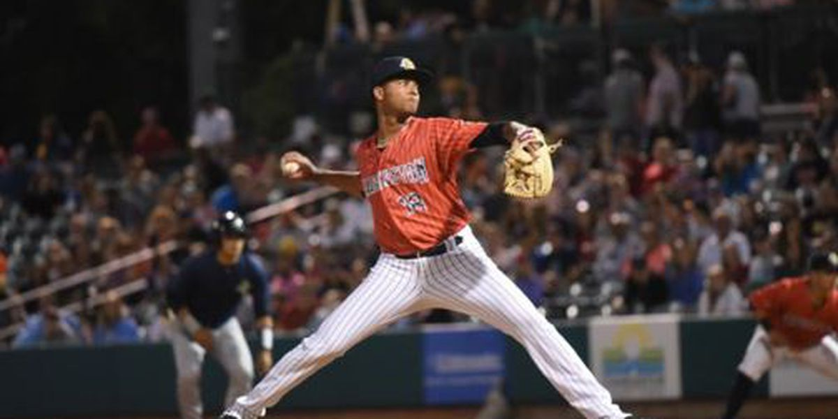 RiverDogs Can't Find Offensive Rhythm in Loss