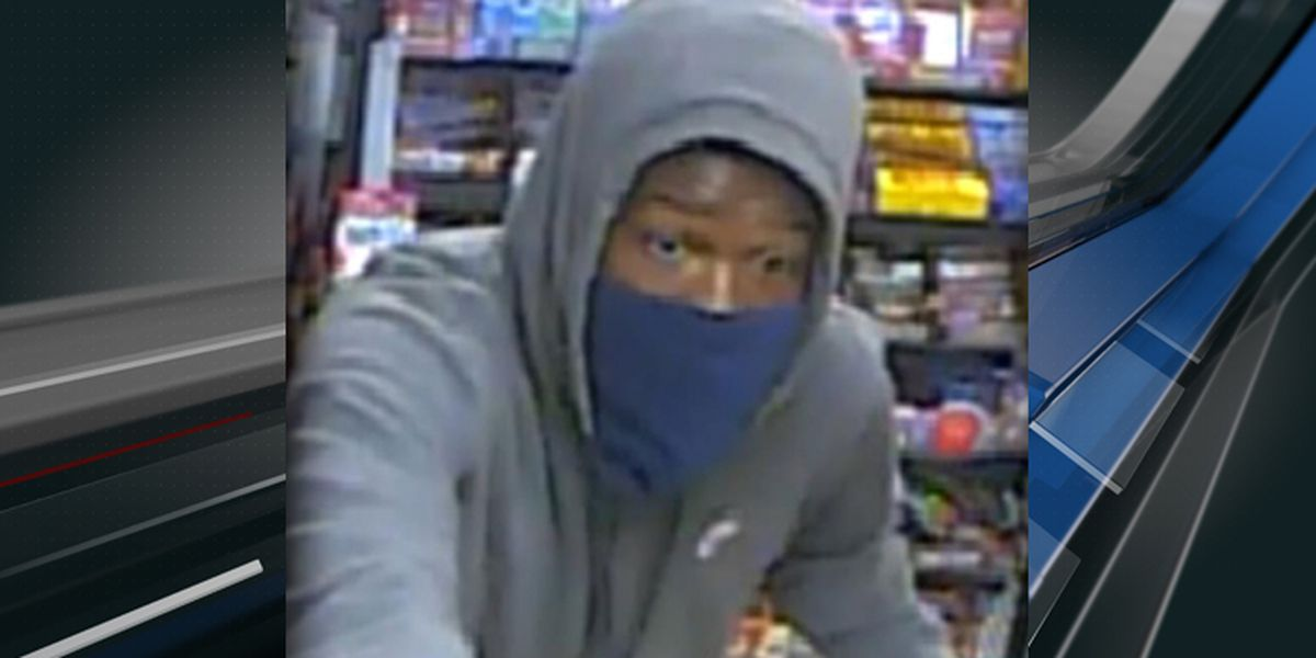 Investigators release pictures of suspect sought in Charleston robbery
