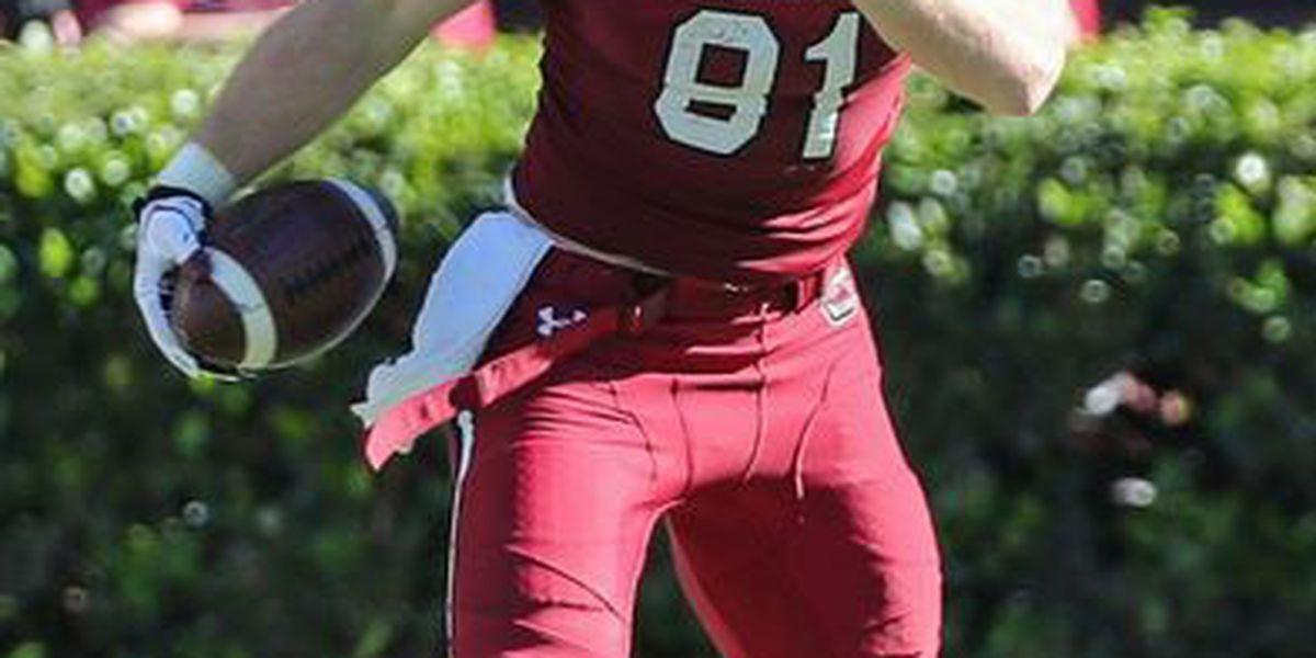 USC's Hayden Hurst declaring for NFL Draft