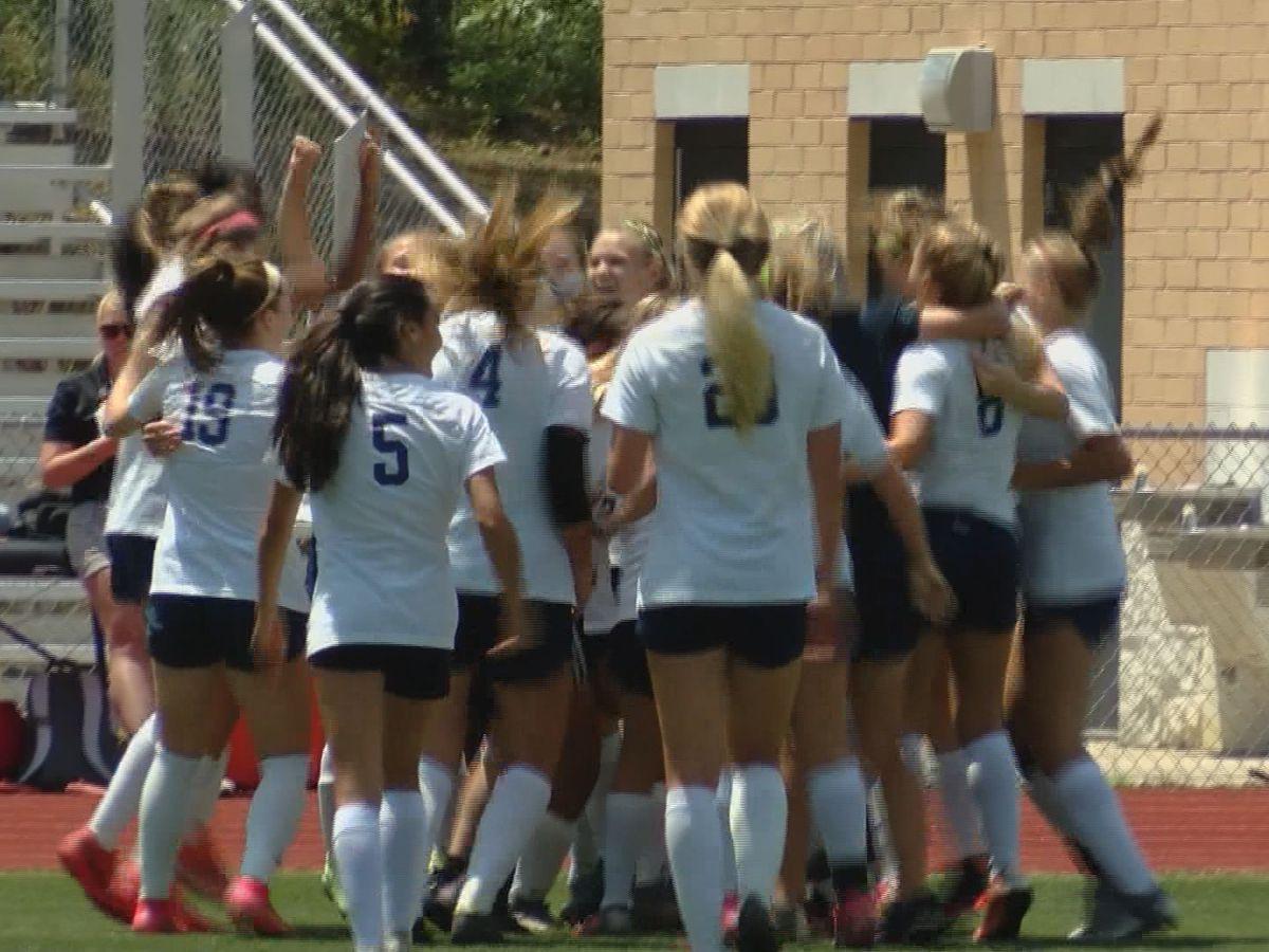 Pinewood Prep wins SCISA 3A Girls Soccer Championship