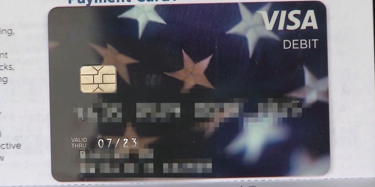 Don't throw away stimulus debit cards