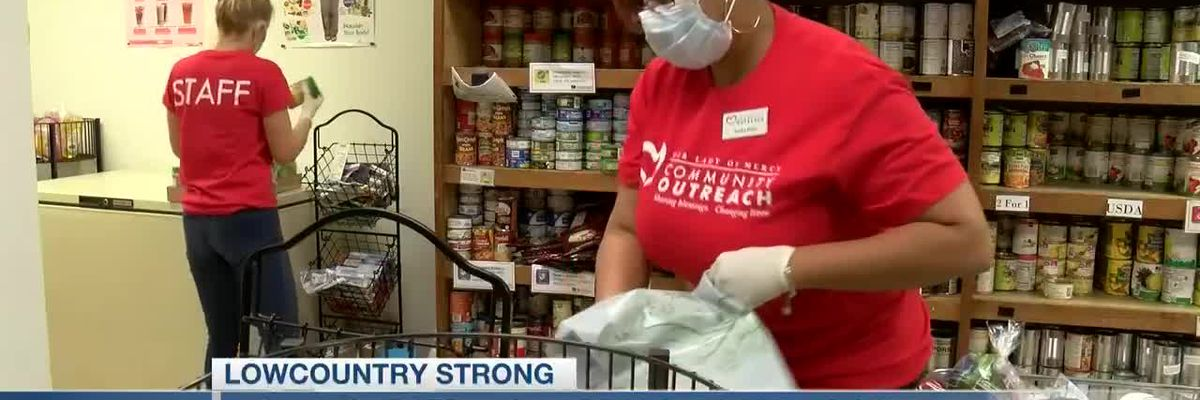 VIDEO: Lowcountry Strong: Nonprofit serving more people during COVID-19