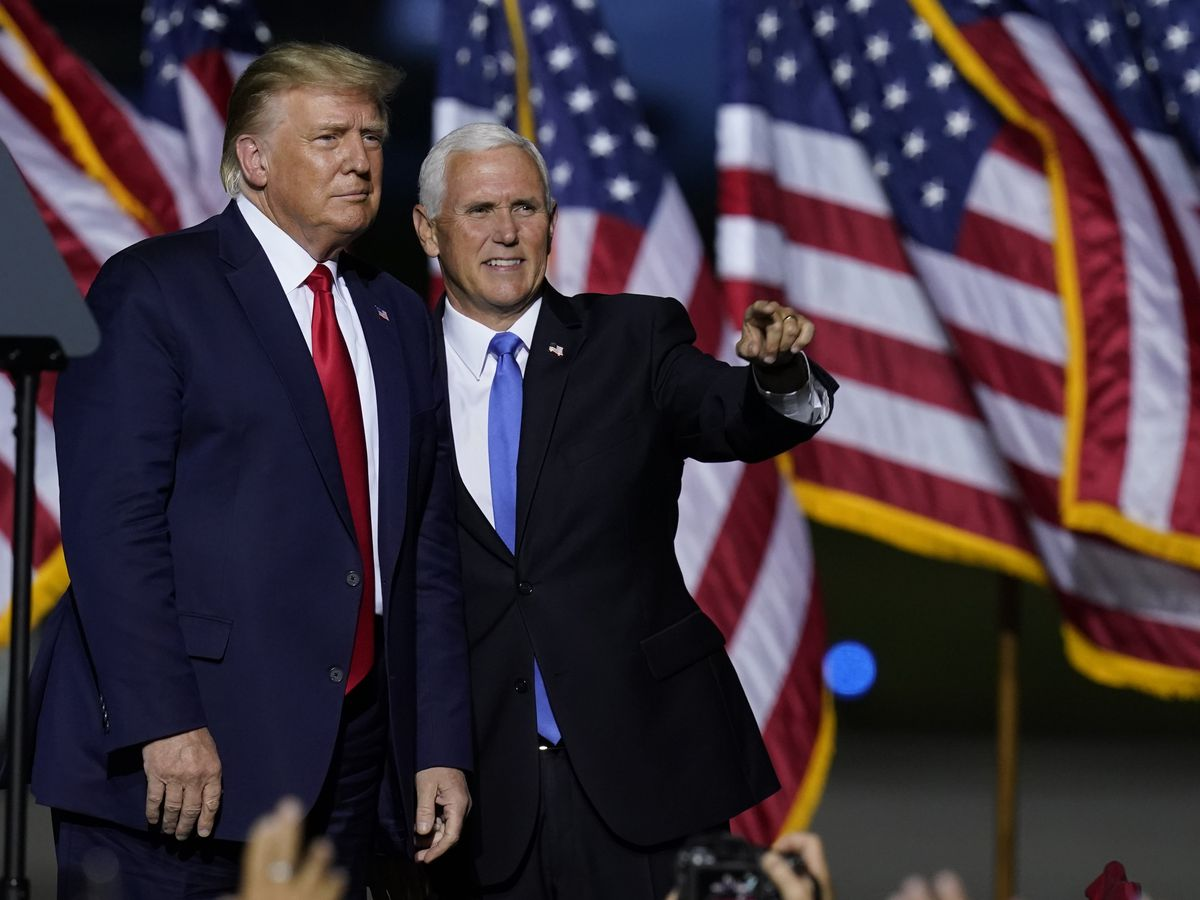 LIVE: Vice President Mike Pence holds campaign rally in the Upstate