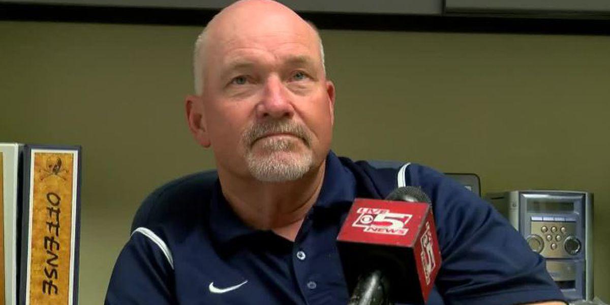 RAW: CSU's Mark Tucker previews Virginia Lynchburg