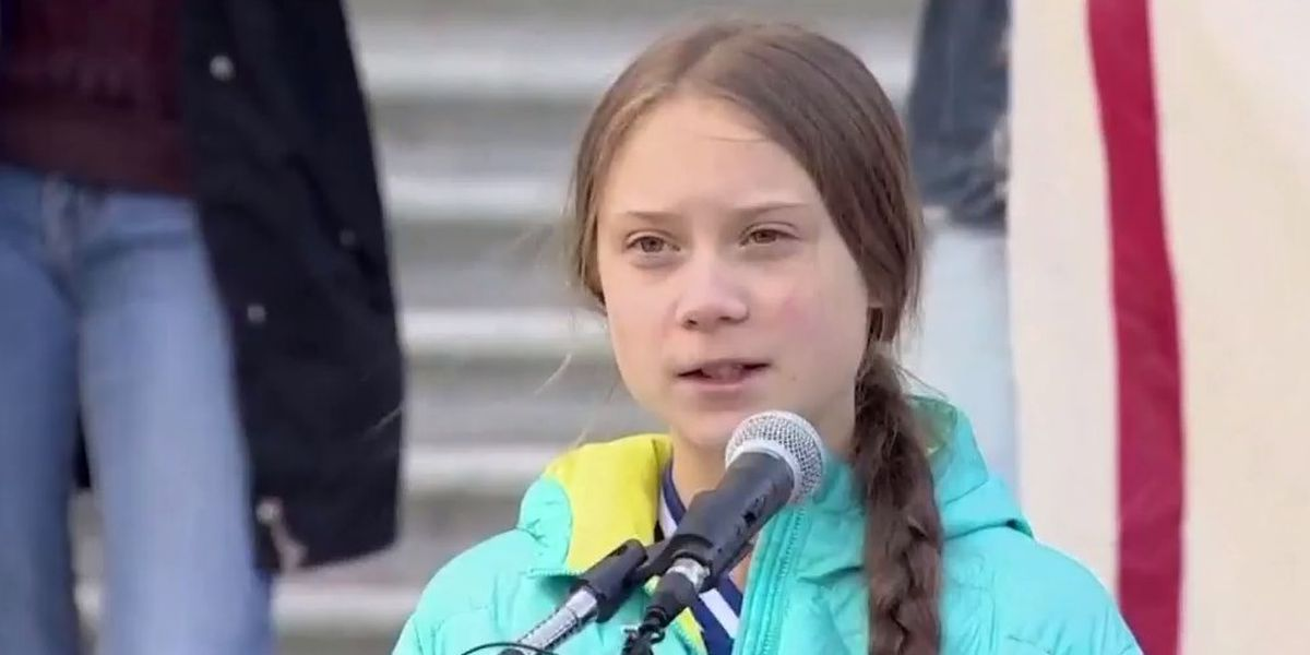 Greta Thunberg joins local student for youth-led climate strike in Charlotte