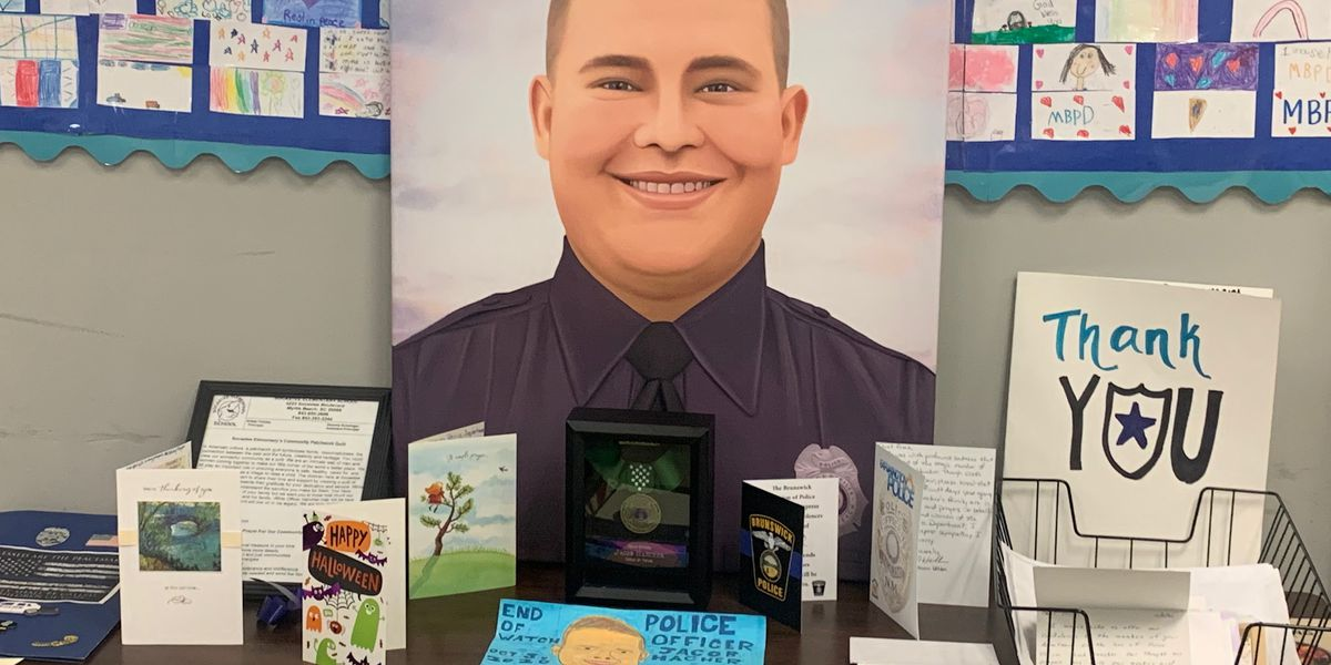 'My son would've been very proud': Fallen MBPD officer posthumously awarded Medal of Honor