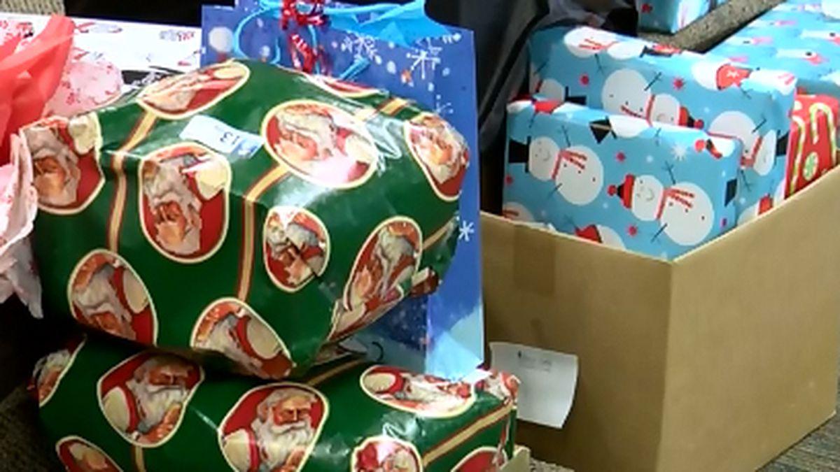 School administrators wrap presents for homeless students in 'Berkeley Wonderland' event