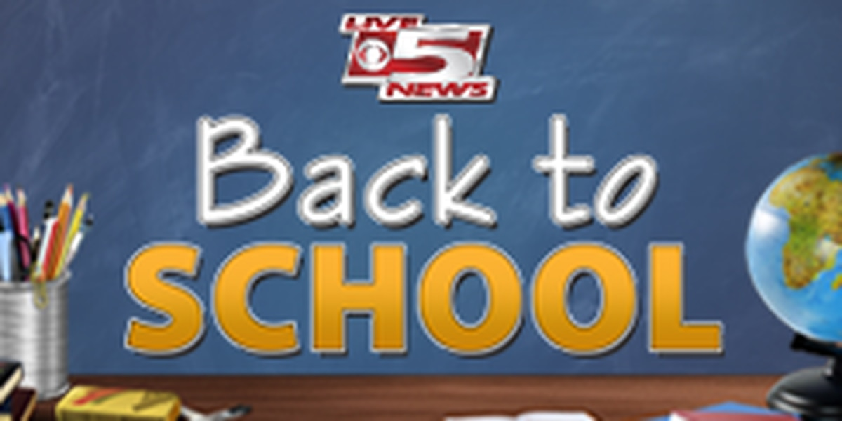 Share your Back to School photos with Live 5 News
