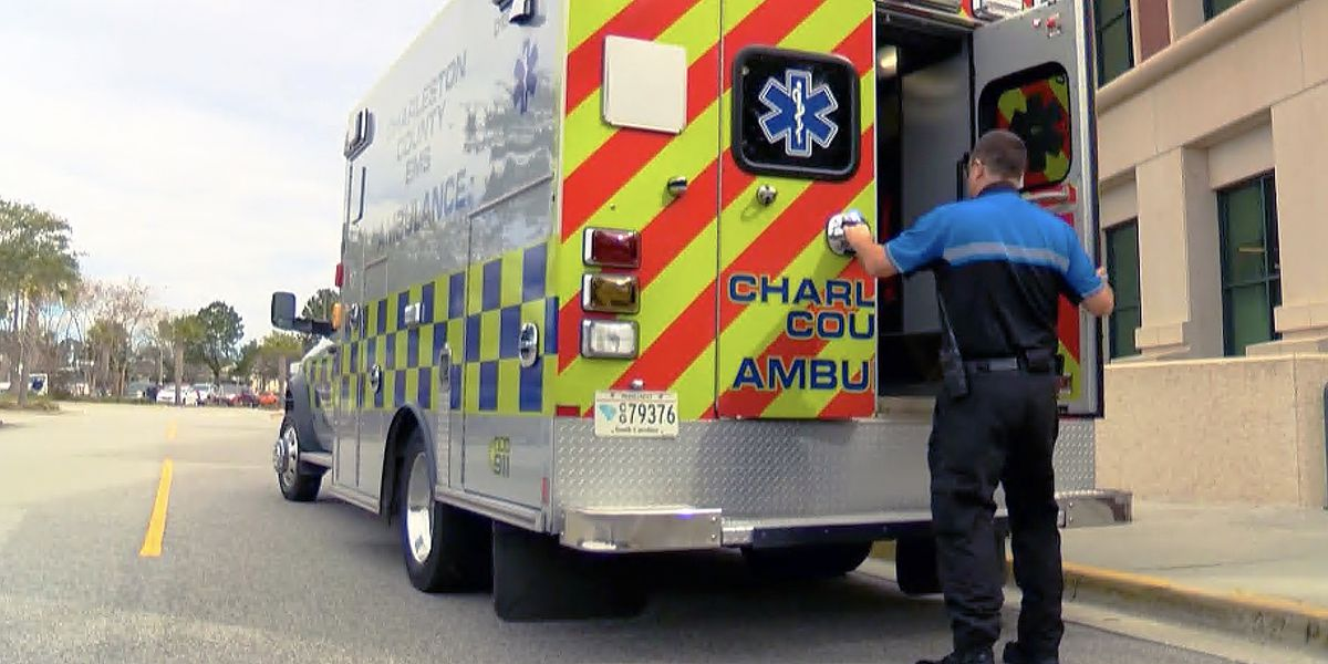 Lowcountry EMS workers taking precautions as they care for patients