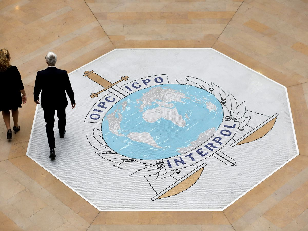 French police close probe into Interpol disappearance