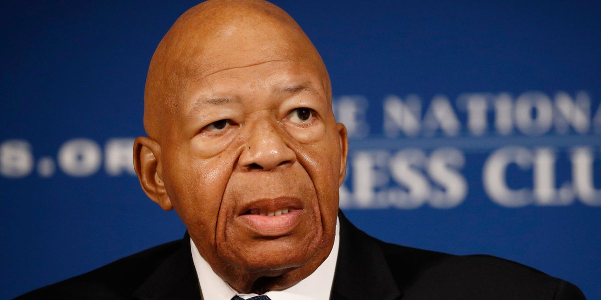 Rep. Elijah Cummings Dies at 68