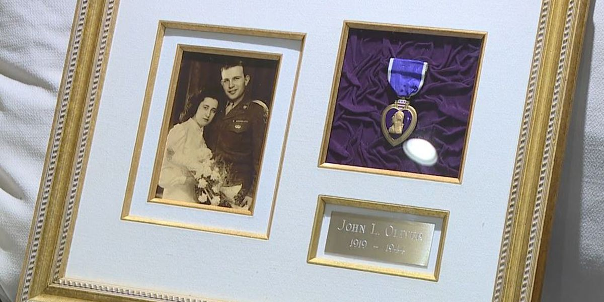 Man on mission to return Purple Heart to rightful owner