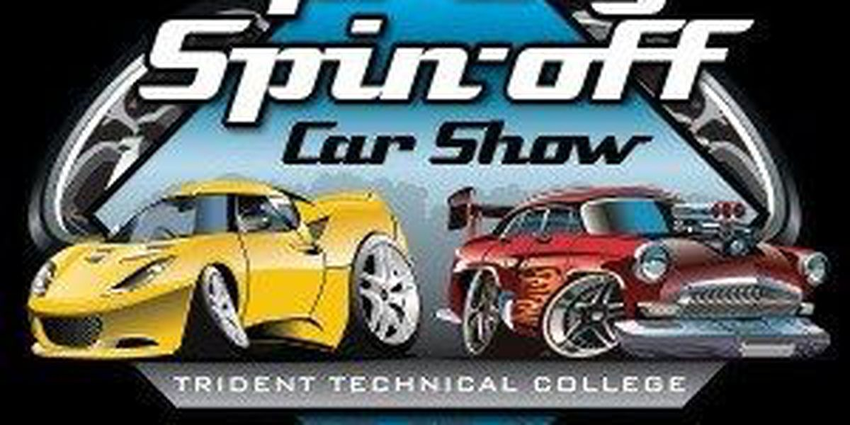 Engines roar for annual Trident Tech car show